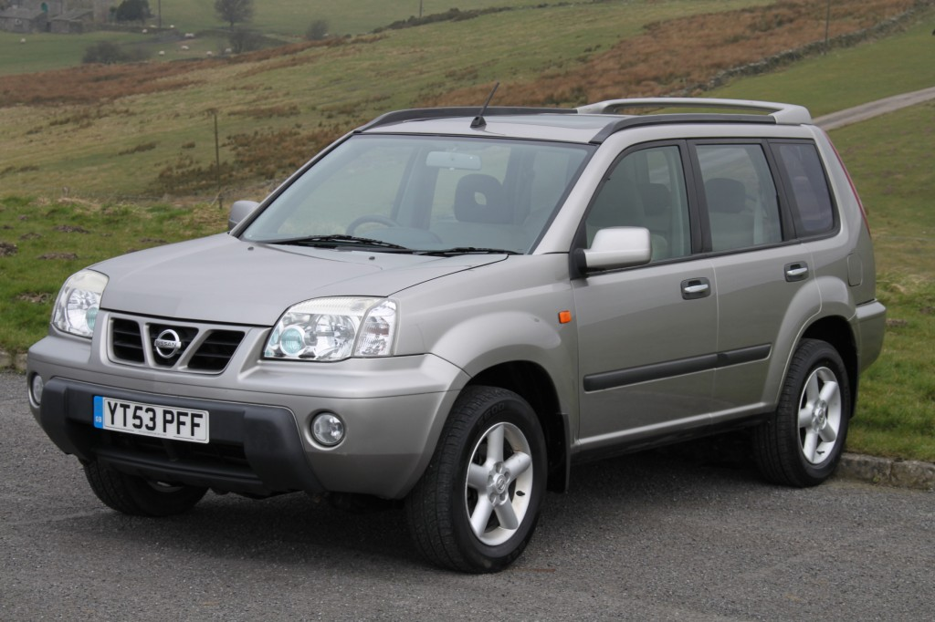 nissan x trail owners manual