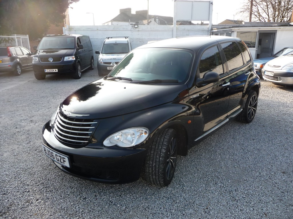 chrysler pt cruiser 2 1 crd classic 5dr manual for sale in. Black Bedroom Furniture Sets. Home Design Ideas