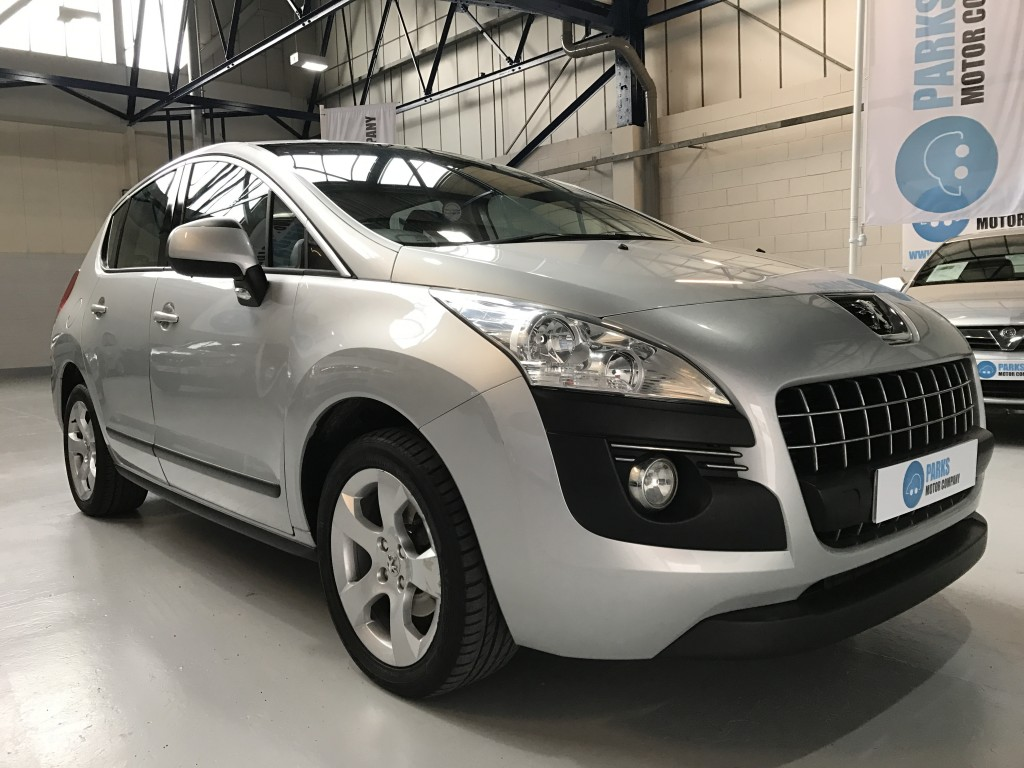 peugeot 3008 1.6 sport hdi 5dr manual for sale in wirral - parks