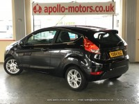 FORD FIESTA 1.2 ZETEC 3DR Manual