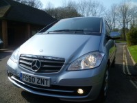 MERCEDES-BENZ A-CLASS 1.5 A160 BLUEEFFICIENCY CLASSIC SE 5DR Manual