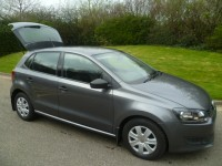 VOLKSWAGEN POLO 1.2 S A/C 5DR Manual