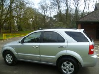 KIA SORENTO 2.5 XS 5DR Manual