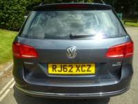 VOLKSWAGEN PASSAT 1.6 HIGHLINE TDI BLUEMOTION TECHNOLOGY 5DR Manual