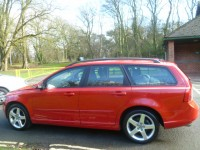VOLVO V50 2.0 D3 SE 5DR Manual