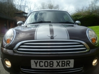 MINI CLUBMAN 1.6 COOPER 5DR Manual