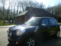 MINI COUNTRYMAN 1.6 ONE 5DR Manual