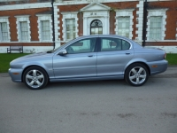 JAGUAR X-TYPE 2.0 SE 4DR Manual