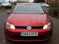 VOLKSWAGEN GOLF 1.6 S TDI BLUEMOTION TECHNOLOGY 5DR Manual