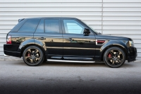 2012 (62) LAND ROVER RANGE ROVER SPORT 3.0 SDV6 HSE RED 5DR Automatic