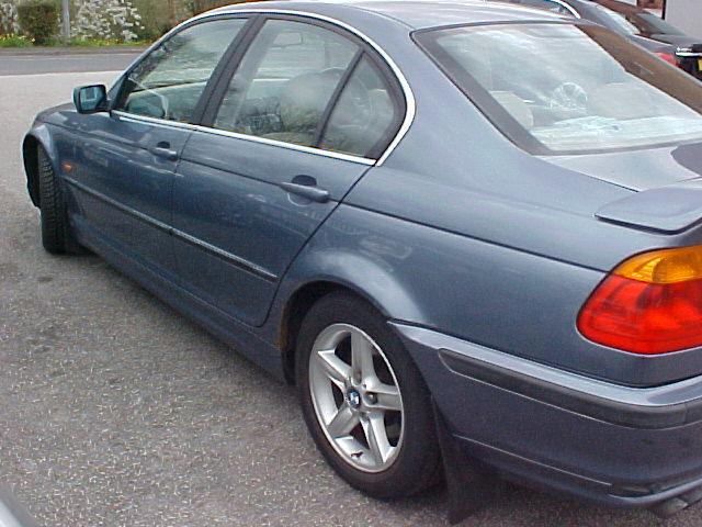BMW 3 SERIES 2.8 328I SE 4DR Automatic