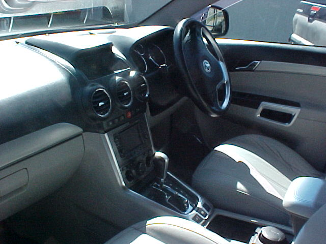 VAUXHALL ANTARA 2.2 SE NAV CDTI 4WD 5DR Automatic
