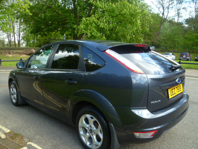 FORD FOCUS 1.6 STYLE 5DR Manual