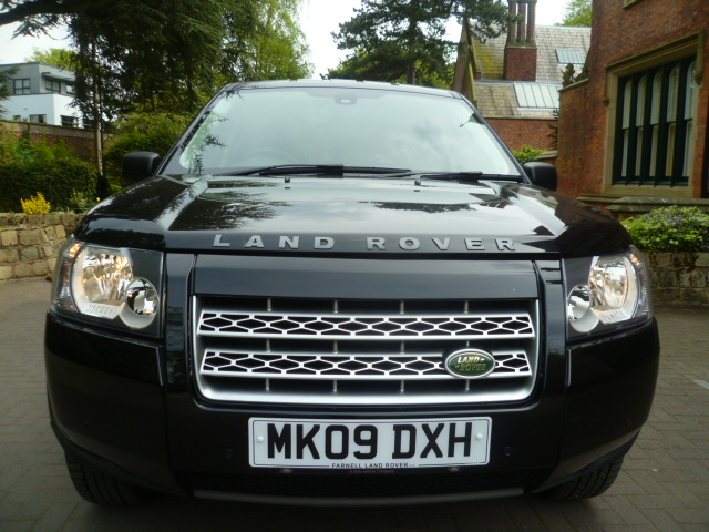 LAND ROVER FREELANDER 2.2 TD4 E S 5DR Manual