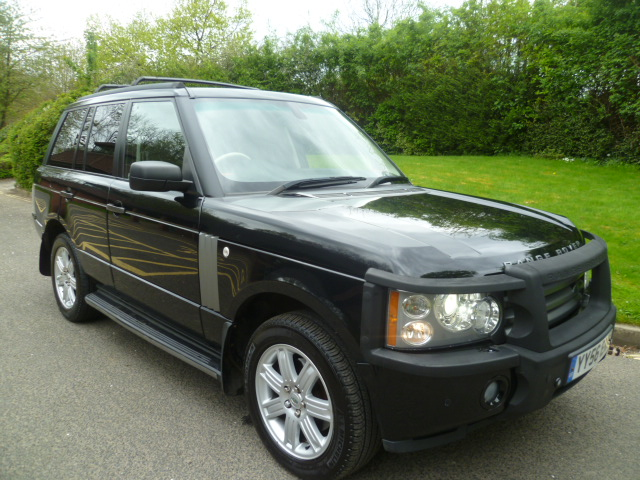 LAND ROVER RANGE ROVER 2.9 TD6 VOGUE SE 5DR Automatic