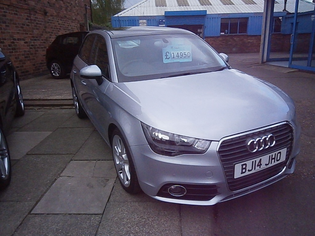 Cars For Sale St Helens >> AUDI A1 1.4 SPORTBACK TFSI SPORT 5DR Semi Automatic For ...