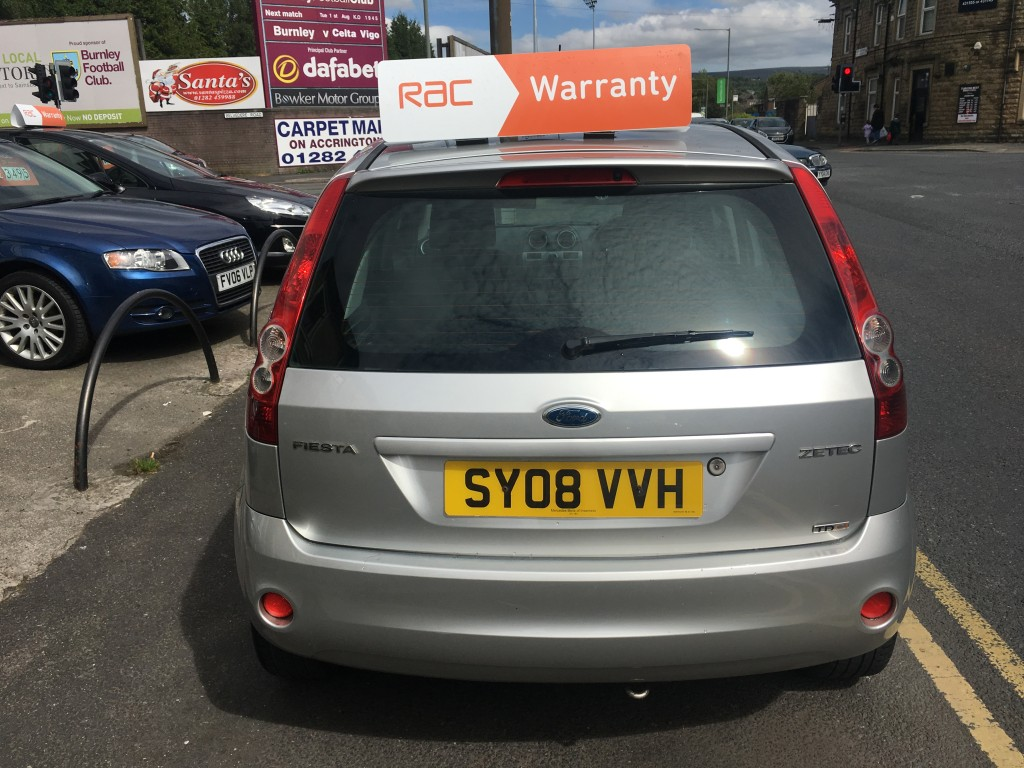 FORD FIESTA 1.4 ZETEC CLIMATE TDCI 5DR Manual