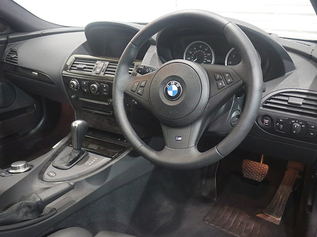 BMW 6 SERIES 3.0 630I SPORT 2DR AUTOMATIC