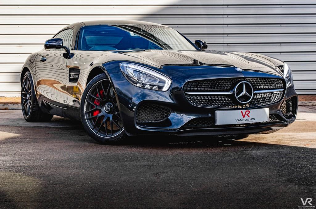 2015 (15) MERCEDES-BENZ GT 4.0 AMG GT S PREMIUM 2DR Automatic   <em>29,850 miles