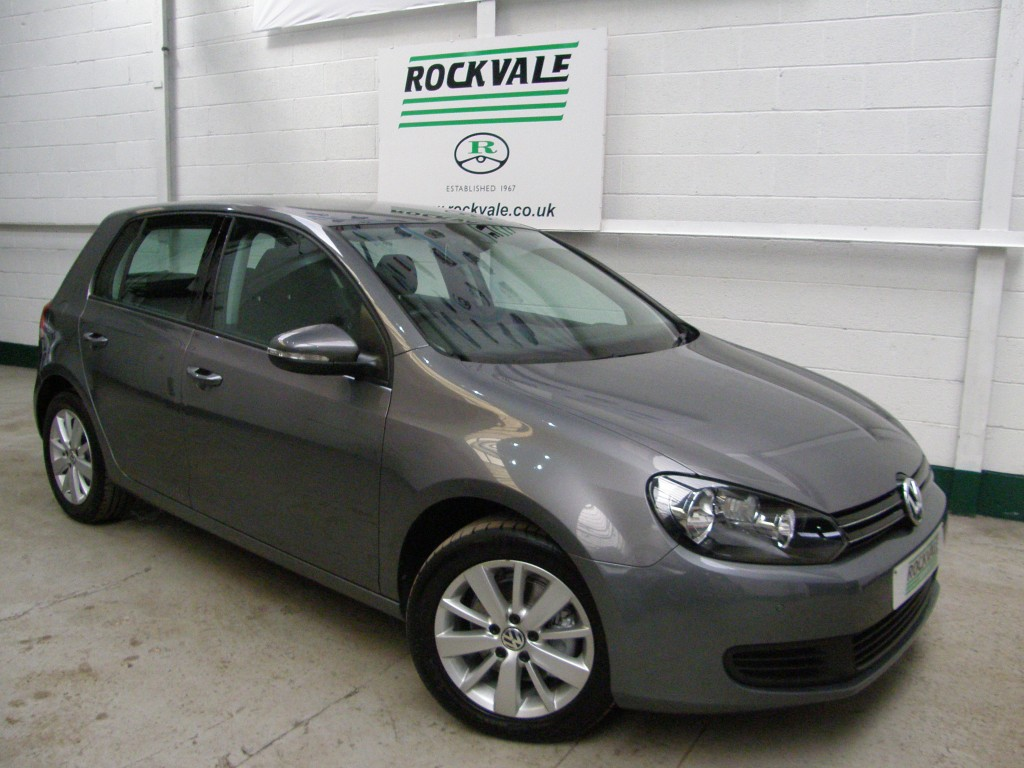 VOLKSWAGEN GOLF 1.4 MATCH TSI 5DR Manual