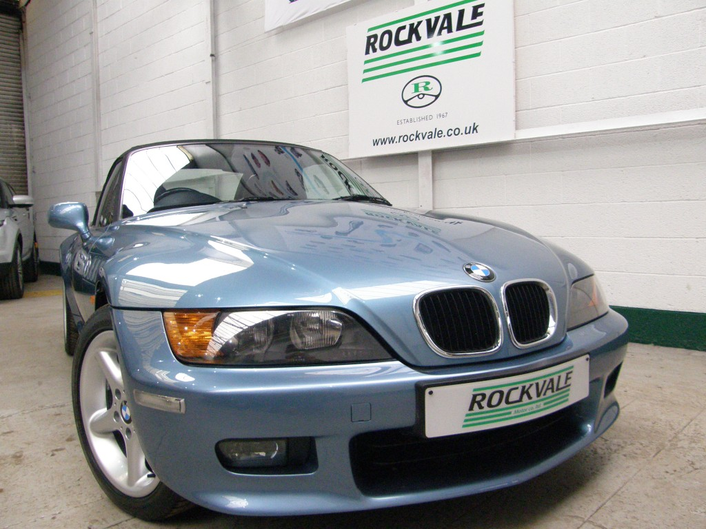 BMW Z3 2.8 Z3 ROADSTER 2DR Manual