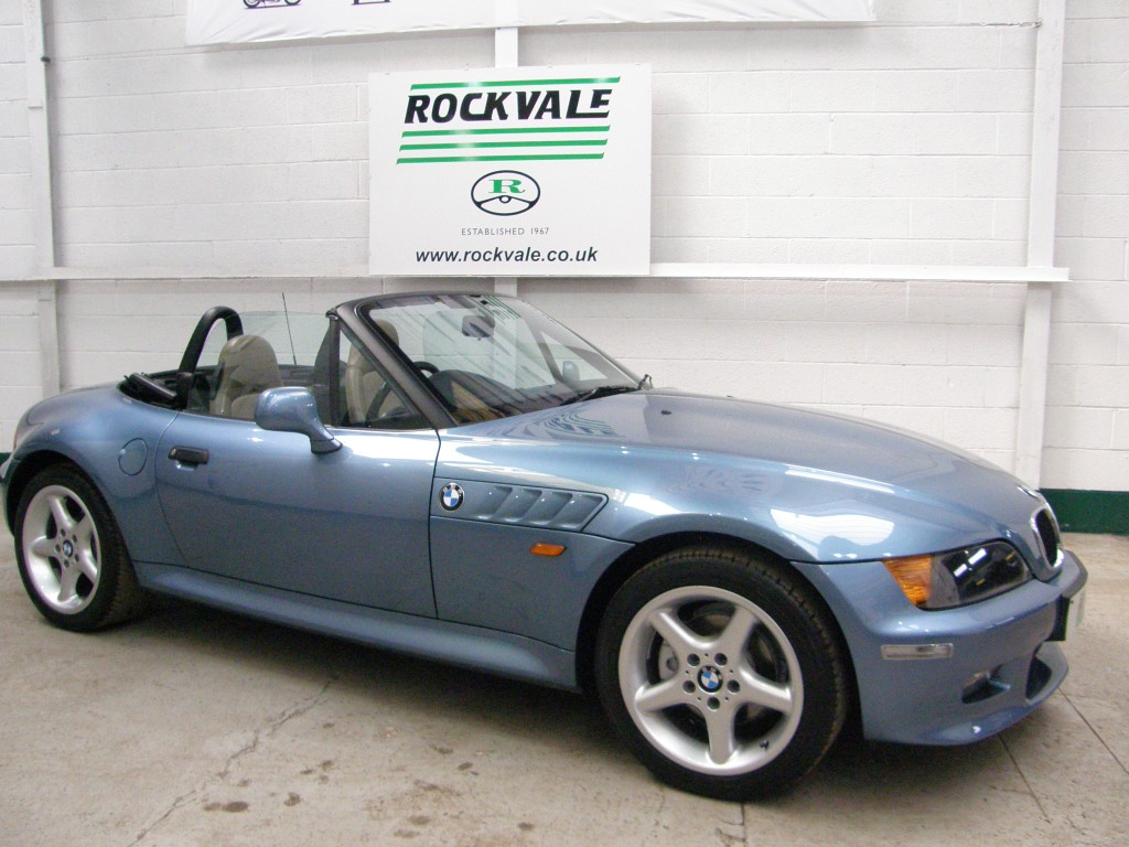 Bmw Z3 2 8 Z3 Roadster 2dr Manual For Sale In Stockport Rockvale Motor Company