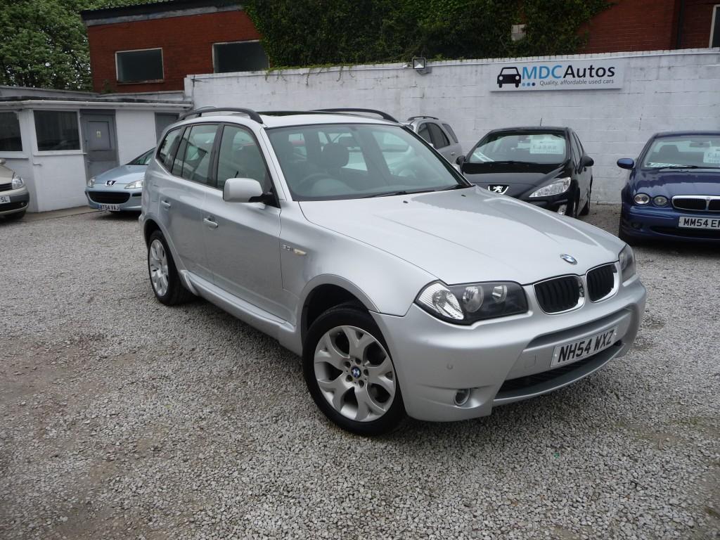 BMW X3 3.0 SPORT 5DR Automatic