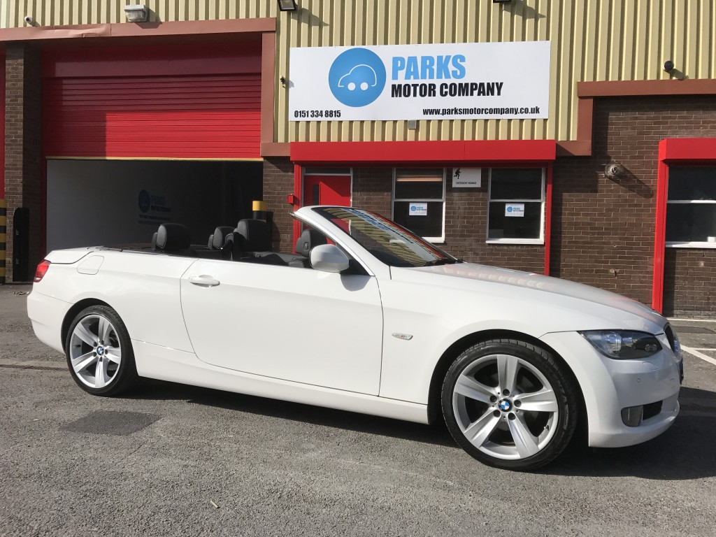 BMW 3 SERIES 2.0 320I SE HIGHLINE 2DR Manual