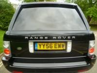 LAND ROVER RANGE ROVER 2.9 TD6 VOGUE SE 5DR Automatic