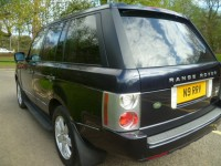 LAND ROVER RANGE ROVER 3.6 TDV8 VOGUE 5DR Automatic