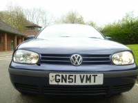 VOLKSWAGEN GOLF 1.6 SE 5DR Manual