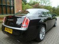 CHRYSLER 300C 3.0 CRD EXECUTIVE 4DR Automatic