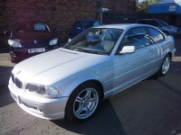 BMW 3 SERIES 2.0 318CI SE 2DR Manual
