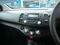 NISSAN MICRA 1.2 SE 5DR Manual