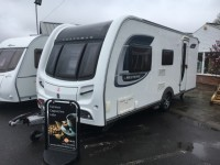 COACHMAN Pastiche 520-4 with Mover
