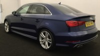 AUDI A3 2.0 TDI S LINE 4DR Manual