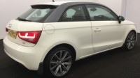 AUDI A1 1.6 TDI SPORT 3DR Manual