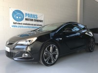 VAUXHALL ASTRA 1.4 GTC LIMITED EDITION S/S 3DR Manual
