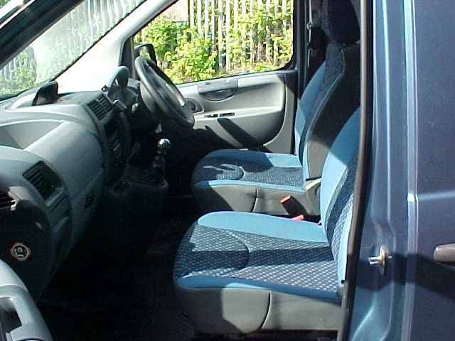 FIAT SCUDO 2.0 COMFORT H/R MULTIJET Manual
