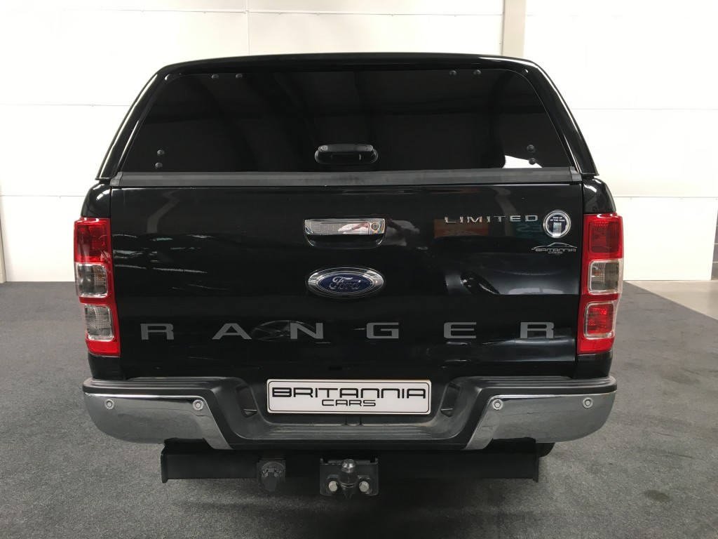 FORD RANGER 2.2 LIMITED 4X4 DCB TDCI Manual