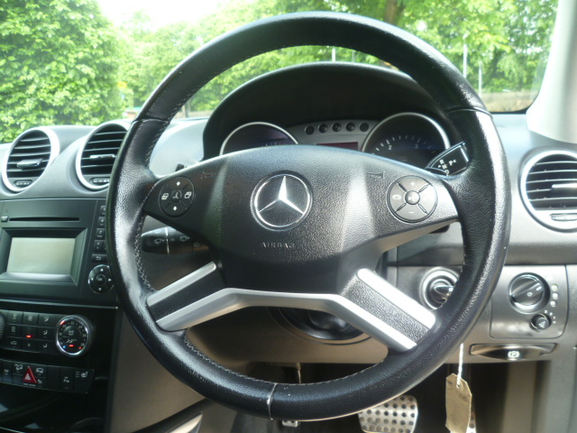 MERCEDES-BENZ M-CLASS 3.0 ML280 CDI SPORT 5DR Automatic