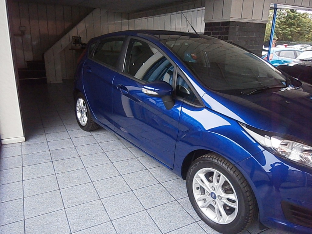 FORD FIESTA 1.2 STYLE 5DR Manual