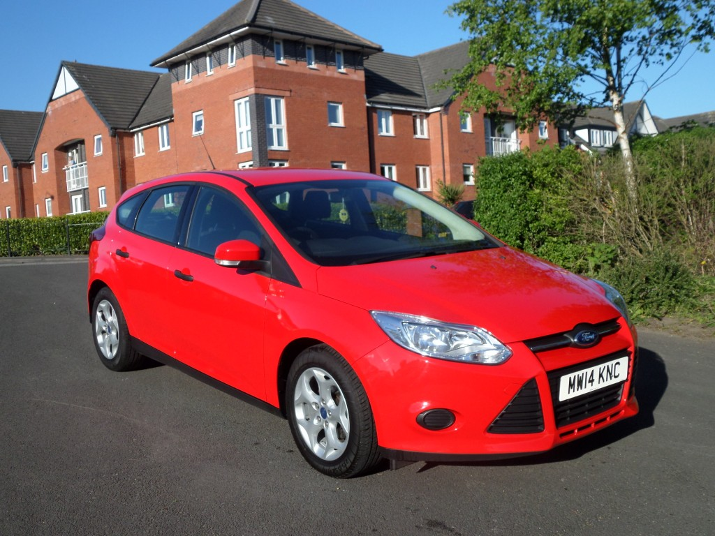 FORD FOCUS 1.6 STUDIO 5DR Manual