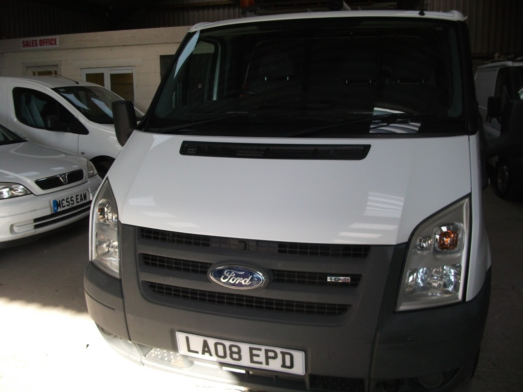 FORD TRANSIT 2.2 300 LR Manual