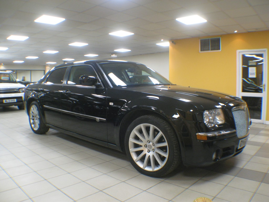 CHRYSLER 300C 3.0 CRD SRT 4DR Automatic