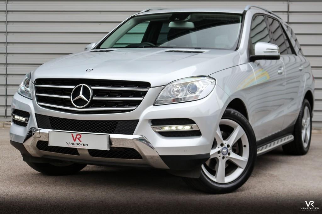 Vr Warrington Mercedes Benz M Class 2 1 Ml250 Bluetec Se