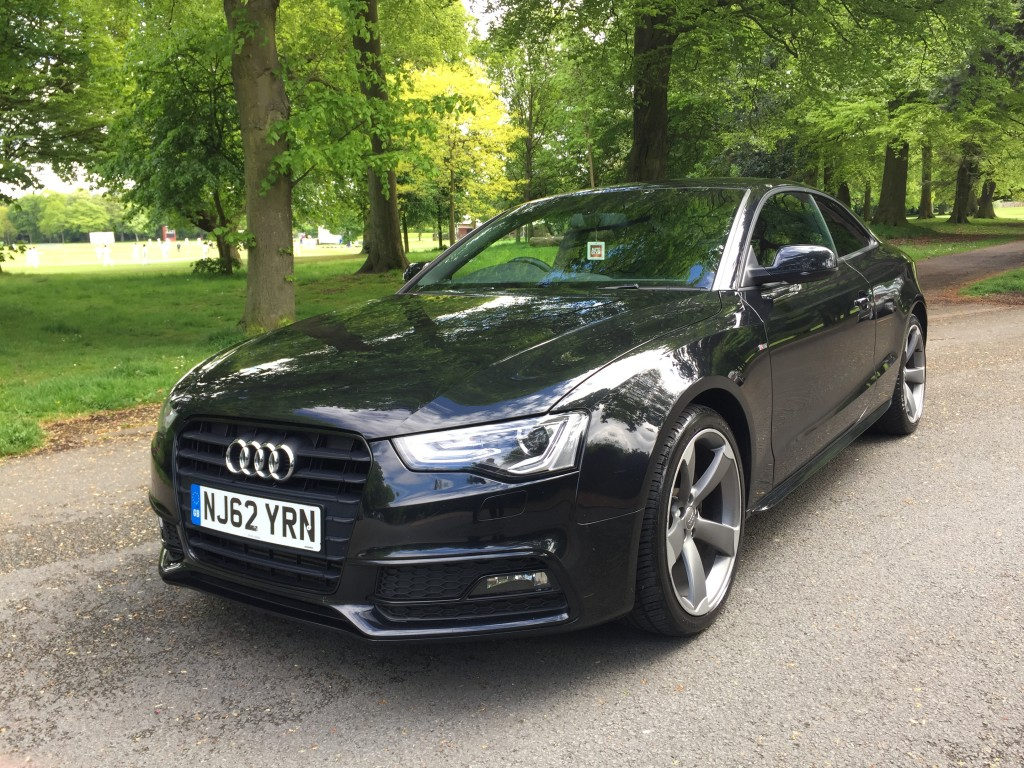 Audi A5 18 Tfsi S Line Black Edition 2dr Manual For Sale In