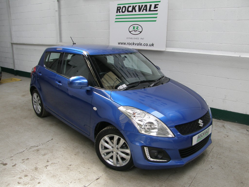 SUZUKI SWIFT 1.2 SZ3 5DR Manual
