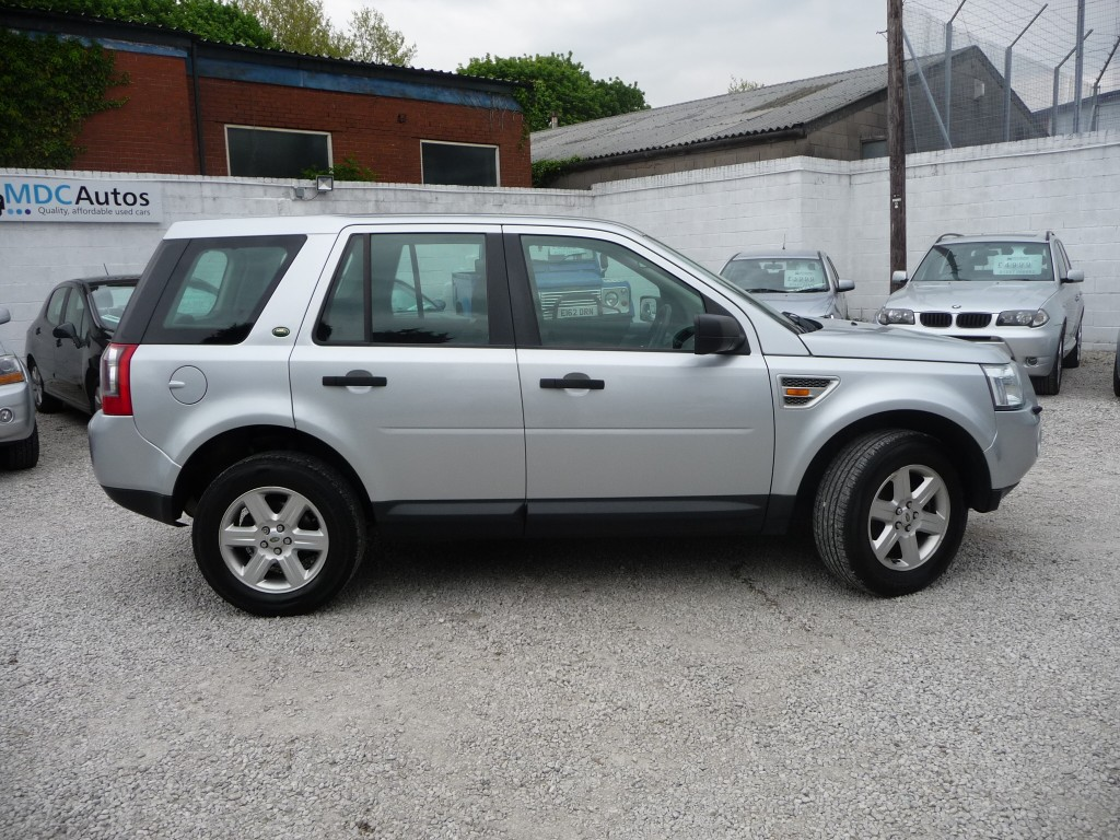 land rover freelander 2 2 td4 gs 5dr automatic for sale in chorley mdc autos. Black Bedroom Furniture Sets. Home Design Ideas