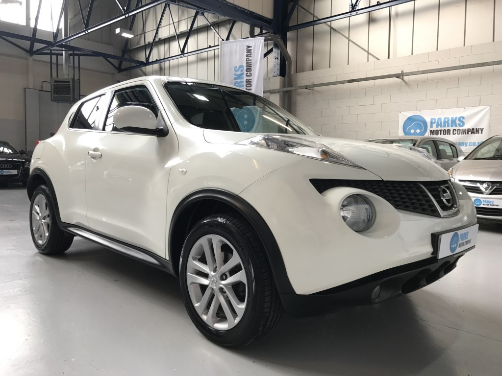 nissan juke 1 6 acenta sport 5dr manual for sale in wirral parks motor company. Black Bedroom Furniture Sets. Home Design Ideas